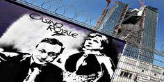 VOCI DALLA STRADA: E ne rimasero due: Angela Merkel e Mario Draghi