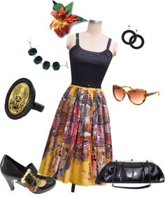 """""""Hot Summer Outfit!"""" by classic-hardware on Polyvore"""