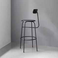 Stockholm design agency Afteroom has created a coat hook, lounge chair and bar stool for Danish design brand Menu's Autumn Winter 2014 collection.