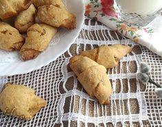 Рогалики с мармеладом из песочного теста | Классные вегетарианские рецепты