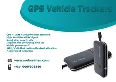 Motor vahan Besides standard functionality of Vehicle Tracking System, our product offers The GPS Integrated bike tracker has many great advantages over other  gps Vehicle Trackers in delhi.  For more info about visit @ https://www.motorvahan.com/gps.php
