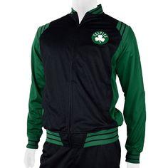 Men's Zipway Boston Celtics Gymnasium Jacket, Size: Medium, Green