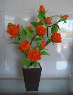 arranjo-de-flores-em-eva-arranjo.jpg (922×1200)