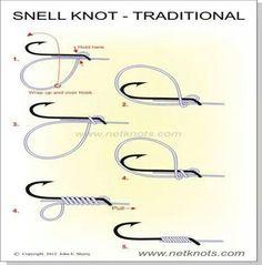 Snail knot
