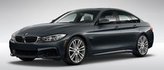 BMW 2015 428i Gran Coupe ($53,700)