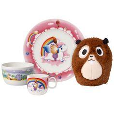 Villeroy, Snow Globes, Teddy Bear, Toys, Children, Animals, Medium, Home Decor, Kitchen Dining Rooms