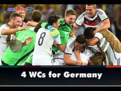World Cup 2014 Final: Germany Beat Argentina 1-0 To Win Football World C...