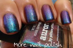 Picture Polish - Aurora | More Nail Polish