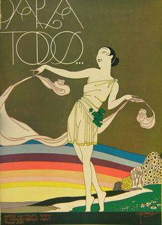 5 novembro 1927 art in 2019 искусство, г Art And Illustration, Illustrations And Posters, Magazine Illustration, Art Deco Posters, Vintage Posters, Vintage Art, Cover Art, Art Nouveau, Art Et Architecture