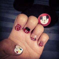 Disney Nails :)