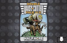 Half Acre Beer – Double Daisy Cutter returns Sept 27th - Drinking Craft #craftbeer