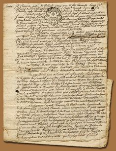 1781 french letter