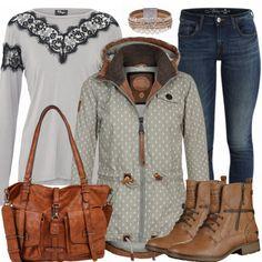 Freizeit Outfits: FavoriteBrown bei FrauenOutfits.de