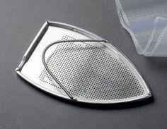 Soletta antilucido corazzata Battistella - L'ideale per evitare che i tessuti durante la stiratura diventino lucidi.