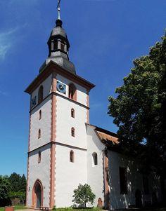 Brombachtal-Kirchbrombach (Odenwaldkreis) HE DE