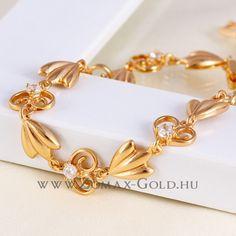 Nadin karkötö - Zomax Gold divatékszer www. Bracelets, Gold, Jewelry, Fashion, Moda, Jewlery, Jewerly, Fashion Styles, Schmuck