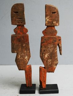 Adan carving - twin ancestors-4