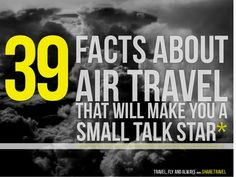 Checkout this presentation shared by William Wilson Charlotte NC in which you found 39 amazing facts Air Travel. Keep in touch with William Wilson of Charlotte… Keynote Design, Powerpoint Design, Greatest Adventure, Adventure Time, Ways To Travel, Travel Tips, Deck, Small Talk, Risk Management