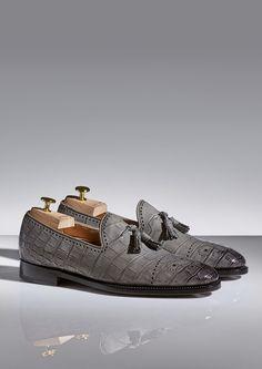 Kiton SS17 - Men's Footwear Collection