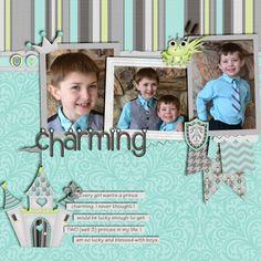 A-Manda Creation: Prince Charming