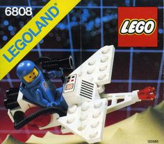A Space set released in 1987.