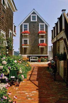 Provincetown by Denise Warrender