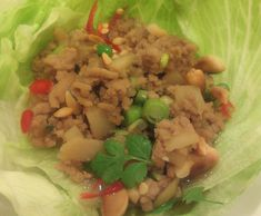 Recipe San Choy Bow by cooking matters - Recipe of category Main dishes - meat
