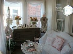 vintage beauty at home <3