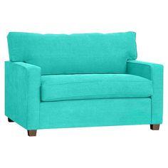 Chair + Half Sleeper   PBteen