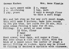 Recipes for making quick breads and rolls for dinner and even breakfast Retro Recipes, Old Recipes, Vintage Recipes, Greek Recipes, Italian Recipes, Ethnic Recipes, African Recipes, Cake Recipes, Grill Sandwich