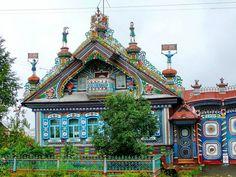 Самые необычные дома в России! | Hot-news | Страница 2