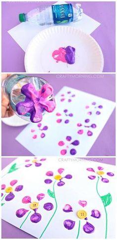 13 Magnifiques bricolages à faire avec les enfants pour souligner les belles couleurs de l'été! - Trucs et Bricolages