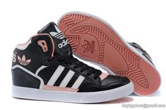 Men  's /  mujer ' s adidas Originals extaball High Top Leather