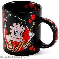 Betty Boop Coffee Mug