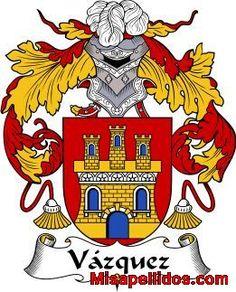 Escudo de Armas de Vázquez