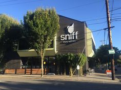 Happy Hour at Sniff Dog Hotel in Portland, Oregon