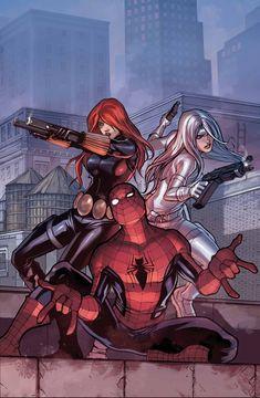 #Amazing #Spiderman #Fan #Art. (AMAZING SPIDER-MAN #685 cover) By: STEFANO CASELLI. (THE * 5 * STÅR * ÅWARD * OF: * AW YEAH, IT'S MAJOR ÅWESOMENESS!!!™)[THANK Ü 4 PINNING<·><]<©>ÅÅÅ+(OB4E)