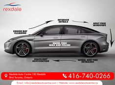 Bring Your Car to Rexdale Auto Centre Today & We'll Get to Know You, Your Driving Habits & Your Vehicle & Get the Job Done the Best Way We Can. For Services & More Info Contact: Call: 416-740-0266 Visit: www.rexdaleautocentre.ca  #RexdaleAutoCentre #AutoMaintenanceServices #TireServices #FlatTireRepair #AutoRepairServices #Wheel #AutoRepair #Car #OntarioCA #UplandCA #Ontario #Service #Upland #Alignment #Maintenance Polish Headlights, Transworld Skateboarding, Car Repair Service, Flat Tire, Wheels And Tires, Getting To Know You, Get The Job, Ontario, Centre