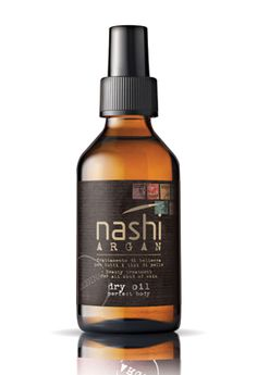 'Dry Oil Perfect Body' by nashi ARGAN.  http://t-h-i-n-g-s.blogspot.com