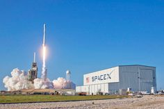 SpaceX Is Doing What No One Else Can