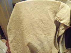 dyeing drop cloths