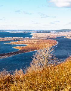 Volga River, Astrakhan Oblast, Russia: