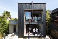 Vancouver architects hope Rough House inspires more innovative homes - The Globe and Mail
