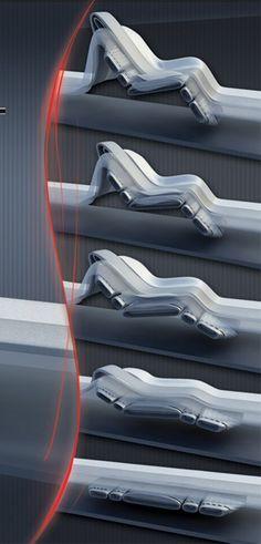 Futuristic Car, Luxury Car, Opel Siderium