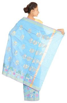 Nothing Makes A Woman Look More Beautiful Like A Saree Does. Click below to shop #beautiful #BanarasiSarees online from Amazon by #CayaCrafts  http://www.amazon.in/Caya-Crafts-Women-Banarasi-Cotton/dp/B01N3UBVHK/ref=sr_1_7?s=apparel&ie=UTF8&qid=1481874837&sr=1-7
