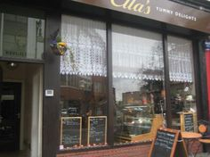 Ella's - not far from the station