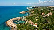 Parque temático ecológico Xcaret - Playa del Carmen