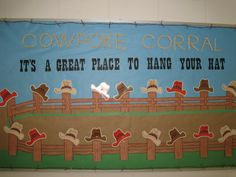 My Classroom Theme, Western!!! :-) I had so much fun decorating my classroom this way last year.