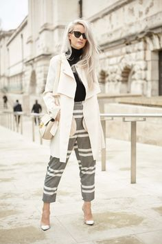 How incredible are these Topshop trousers? Swoon!