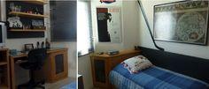 Veja quartos de adolescente decorados com personalidade.